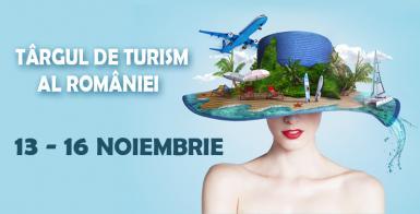 Targ de turism la Romexpo!
